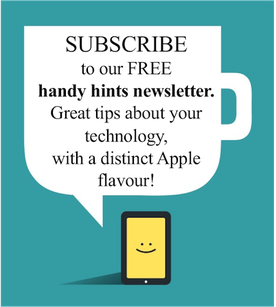 Subscribe to receive handy hints, tips and tricks newsletter