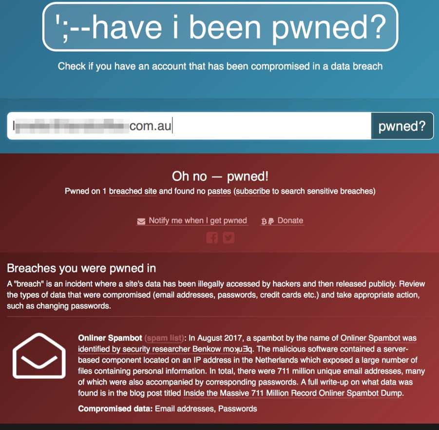 Handy hints, tips and tricks for iPad, iPhone, Mac and more Have I Been Pwned